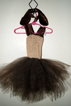 Little girl Puppy dog Costume with by FunandFabAccessories on Etsy, $25.00