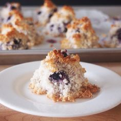 Blueberry Coconut Ma
