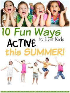 10 fun ways to keep