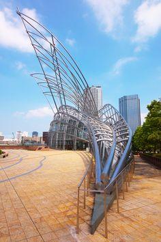 THE NATIONAL MUSEUM OF ART, Osaka, Japan.