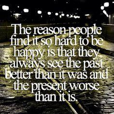 Isn't that true?