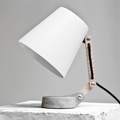 Desk Lamp | Industrial