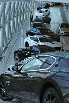 stayfr-sh:  Maserati X Bentley X McLaren | SF