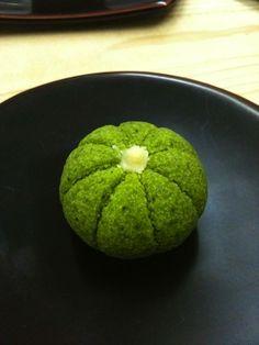 pumpkin wagashi