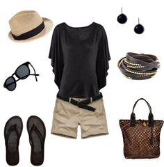 short, summer styles, summer dresses, straw hats, summer looks, summer outfits, style summer, summer clothes, fedora
