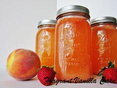 Peach Blush Kombucha @FragrantVanillaCake