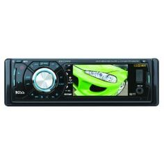#8: Boss BV7320 In-Dash 3.2-Inch DVD/MP3/CD Widescreen Receiver with USB (Detachable Front Panel).