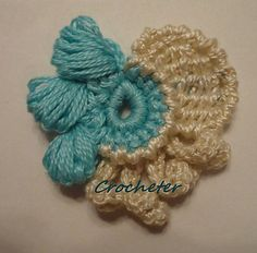 FREEFORM CROCHET FLOWERS ? Only New Crochet Patterns
