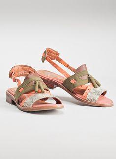 Fieldbinder - sandals