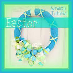 Lady Create-a-lot: Easter Wreath