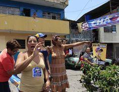 ¡En Caracas hay un camino!