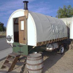 Sheep wagon on pinterest sheep gypsy wagon and vintage campers - The mobile shepherds wagon ...