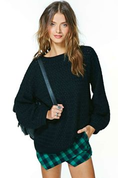 Carol Sweater - Black