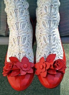 #Socks #Lace
