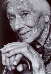 So much has been said and sung of beautiful young girls. Why doesn't somebody wake up to the beauty of old women.' Harriet Beecher Stowe