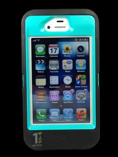 Custom Otterbox Defender Series Case for iPhone 4S AP by 1WinR, $59.99