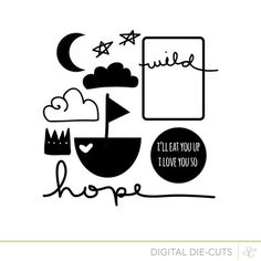 Cuppa Wild Thing cut files by Shanna Noel