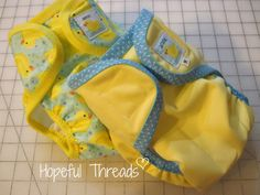 Hopeful Threads: Pattern/Product Review - Babyville Boutique Cloth Diapers Made Easy #babyville #clothdiapers @Babyville Boutique