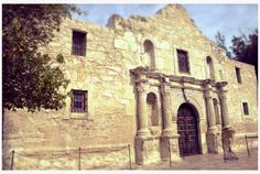 Alamo San Antonio Texas Historic Landmark