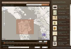 David Rumsey Historical Map Collection.