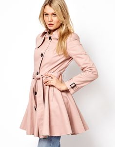 {Flare Trench With Belt}
