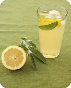 3 different herb lemonade recipes