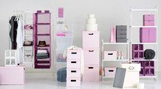 ikea storage ordnung kann so sch n sein on pinterest 26 pins. Black Bedroom Furniture Sets. Home Design Ideas