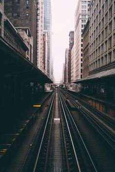 Chicago by Michael Salisbury