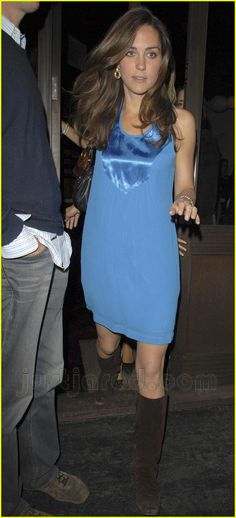 2007 - Kate Middleton makes the most of her single status and parties with a gal pal at Mamilanji nightclub in the Chelsea area of London