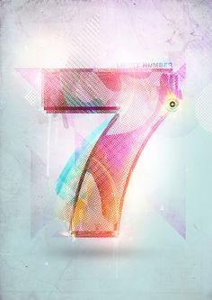 Lucky Number 7. by Jeroen van Eerden, via Flickr