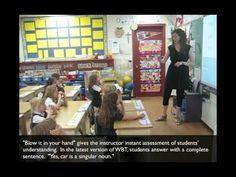 WBT Lesson: 2nd Grade, Singular Nouns - YouTube