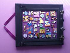 Display of my Disney Pins