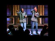 Twin Poets in Season 2 Episode 1 of Def Poetry Jam