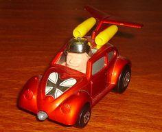 Volkswagen Flying Bug Matchbox car