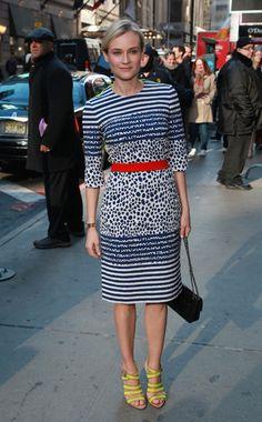 Ten Best Dressed — Diane Kruger