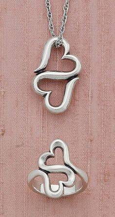 Heart to Heart Charm and Ring by James Avery Jewelry