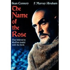 film, christians, murder mysteri, cinema, names, roses, book, favorit movi, sean connery
