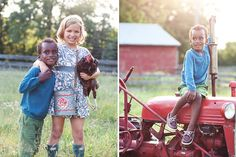 tips for styling a childrens shoot