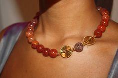 Beautiful ethnic jewelry.