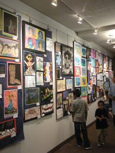 Art Show hanging system