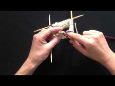 Joining and Neatening Yarn Tails in the Round