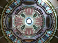 st. louis courthouse dome