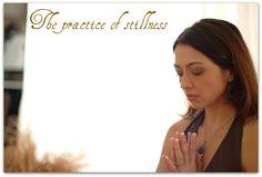 Commitment to Stillness: A Habit of Daily Meditation. ~ Farnoosh Brock, Feb 1, 2010