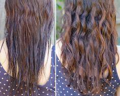 DIY Beach Wave Hair Spray   With Lovely,