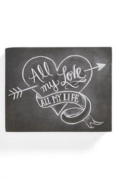 All my love, all my life.  | Love Quotes and Declarations by Marco Cruz Joalheiro