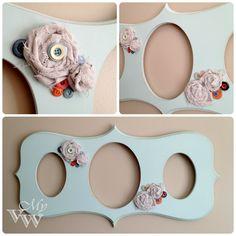 embellished frames