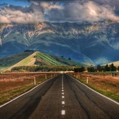 I want to run here.  Nelson Lakes National Park, New Zealand
