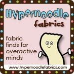 Hyper Noodle Fabrics Giveaway