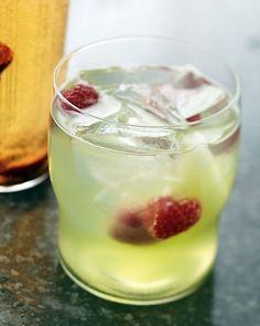 raspberri, everyday food, juic, summer drinks, alcohol, fruit drinks, honeydew agua, parti, agua fresca