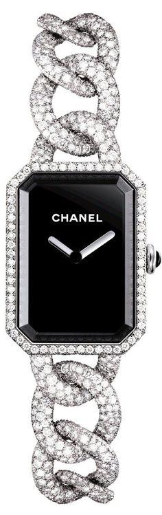 ♔ Chanel Premiere Watch